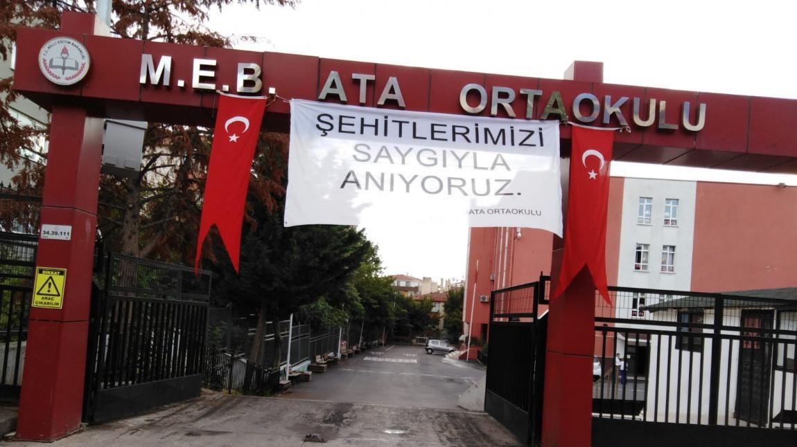Istanbul Uskudar Ata Ortaokulu